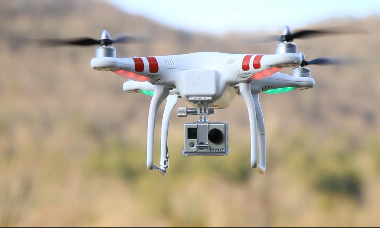 El ataque de los Drones será en 2016. Y se espera sea divertido.